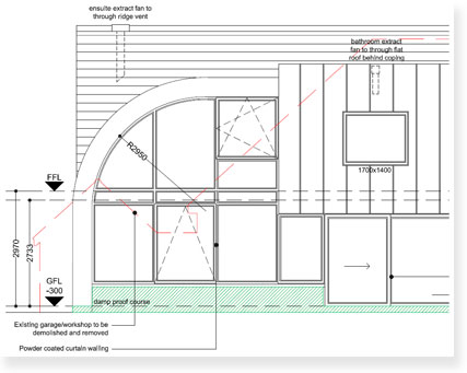 Carpentry plans Dorset
